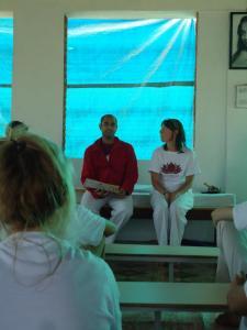Arhanta yoga teacher training