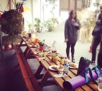 Yoga Breakfast Club