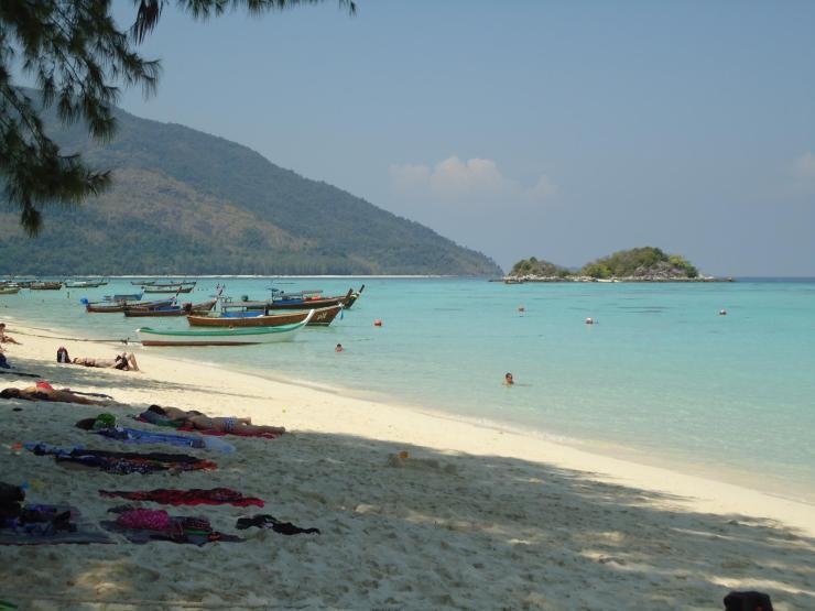 Beach - Koh Phi Phi