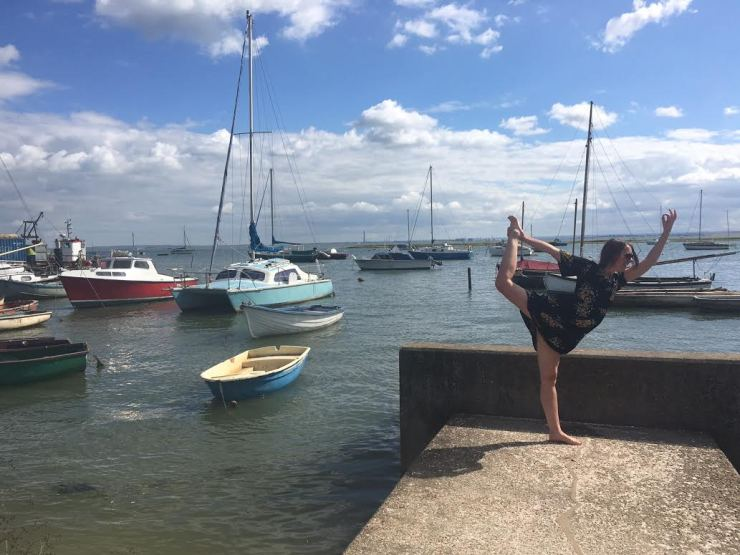 yoga in Leigh on Sea